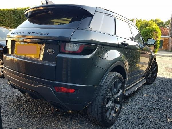 Showcase cover image for CEMJ's 2017 Range Rover Evoque