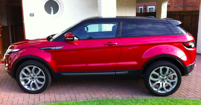 firenze red my13 range rover evoque forums. Black Bedroom Furniture Sets. Home Design Ideas