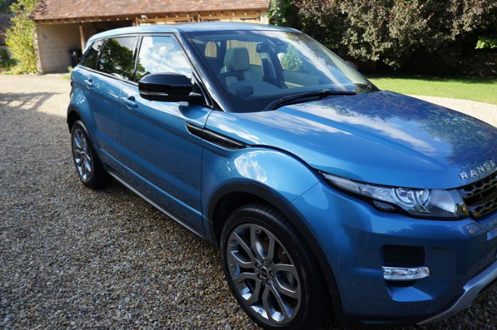 Mauritius Blue Dynamic - the 1,000 mile report - Range Rover