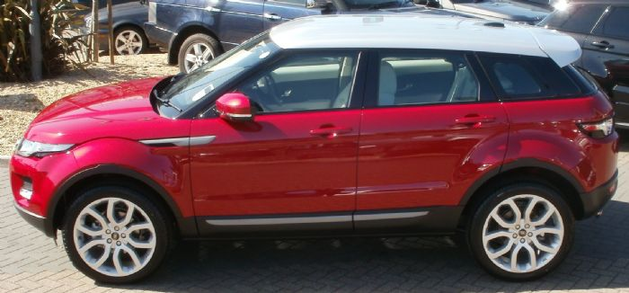 Gsf Car Parts >> Greenfrog's Firenze with Indus roof! - Range Rover Evoque Forums