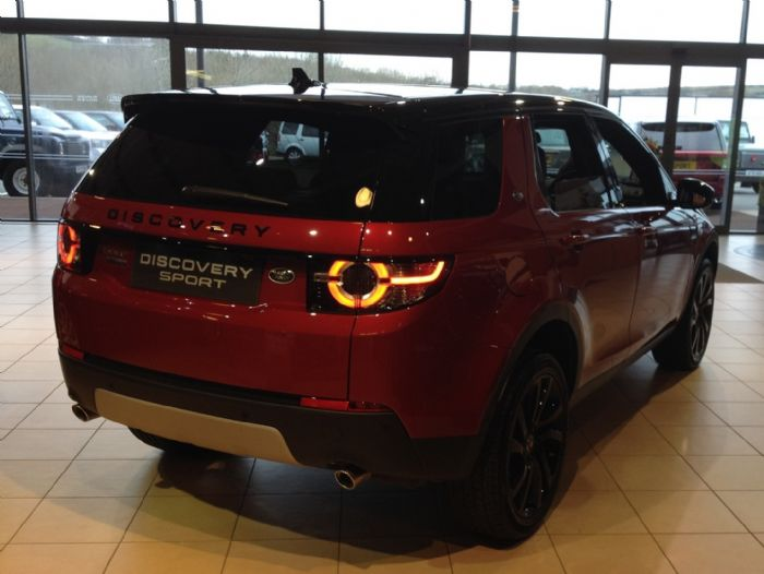 unveiling of the new lr discovery sport range rover evoque forums page 2. Black Bedroom Furniture Sets. Home Design Ideas