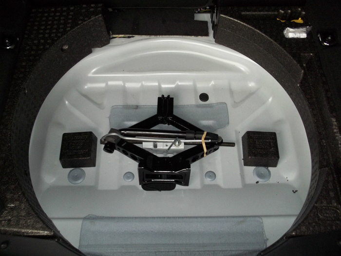 Skinny Spare Wheel - Page 2 - Range Rover Evoque Forums