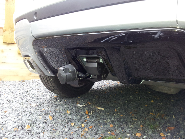 New Towbar And Bike Carrier Range Rover Evoque Forums