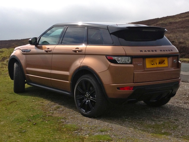 Went for a run on the moors so took some pics of the car (when it ...