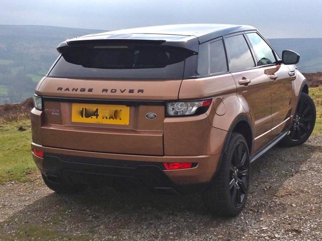 Gsf Car Parts >> Zanzibar with Black Pack pics - Range Rover Evoque Forums