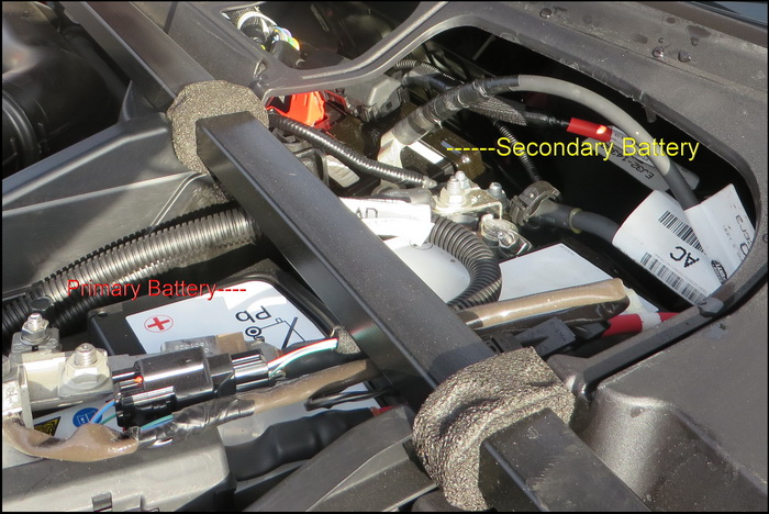 The Evoque's Second Battery? - Range Rover Evoque Forums
