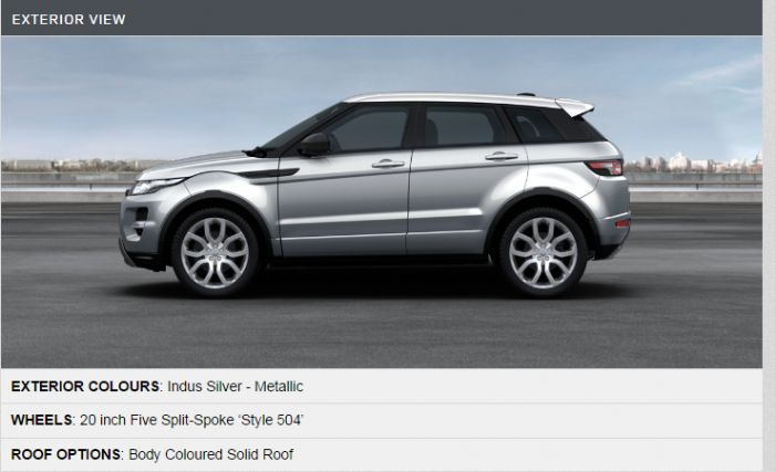 difference between 20 style 6 and 20 style 504 range rover evoque forums. Black Bedroom Furniture Sets. Home Design Ideas