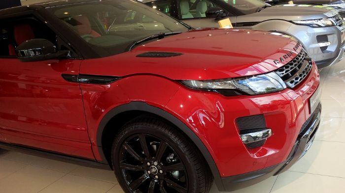 prestige to dynamic with black pack range rover evoque forums. Black Bedroom Furniture Sets. Home Design Ideas