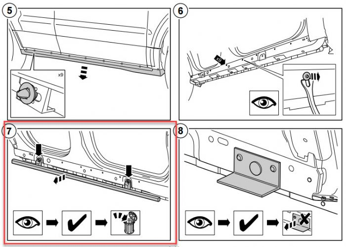 Deployed Side Steps For Range Rover Genuine Accessory: Anyone Fitted Genuine Side Steps?