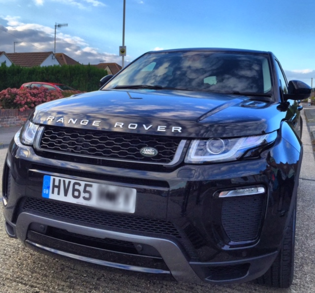 hse dynamic collected today range rover evoque forums. Black Bedroom Furniture Sets. Home Design Ideas