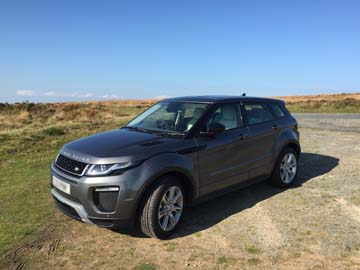 first post fuel tank range query range rover evoque forums page 1. Black Bedroom Furniture Sets. Home Design Ideas
